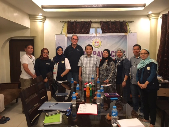 Consultation with Marawi City Officials in Iligan 28Jul2017
