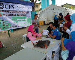 CFSI Reproductive Health Support in Emergencies Project