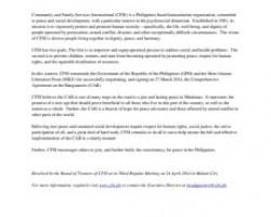 CFSI Statement on the Comprehensive Agreement on the Bangsamoro