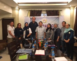 Consultation with Marawi City Officials