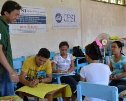 CFSI helps build school capacity to deal with disasters