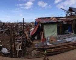 CFSI is helping to rebuild Guiuan