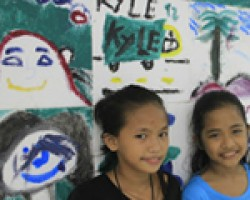 Pasay City Children and Youth Launch Art Exhibit