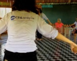 Video of CFSI's Basic Education Project