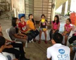 CFSI helps to strengthen families