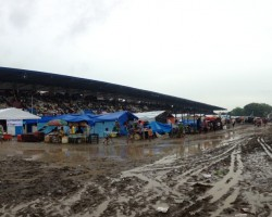Rain adds new challenges to Zamboanga relief efforts