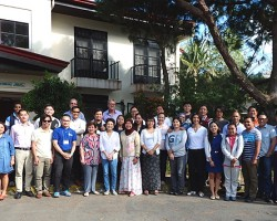 CFSI's Consultation and Planning Workshop