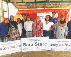 CFSI's Ceremonial Handover of Livelihood Grants